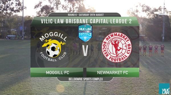 Vilic Law CL2 RD6 Moggill FC v Newmarket FC