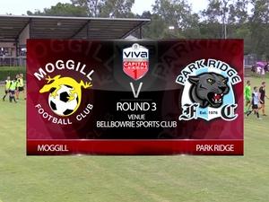 Vivia Capital League 1 RD3 Moggill v Park Ridge