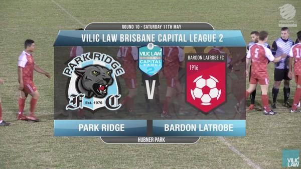 Vilic Law CL2 Park Ridge v Bardon Latrobe