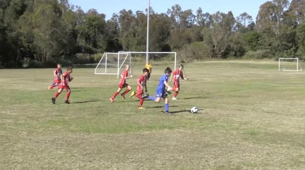 MiniRoos U10 Capalaba FC v Olympic FC