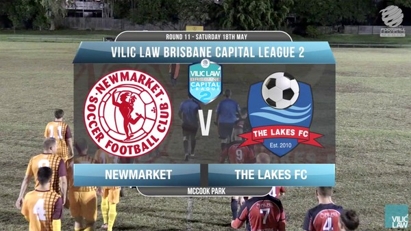 Vilic Law CL2 RD11 Newmarket v The Lakes FC