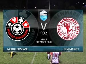 Viva Capital League 2 RD2 North Brsbane v Newmarket