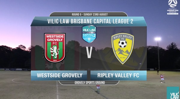 Vilic Law CL2 RD5 Westside Grovely v Ripley Valley