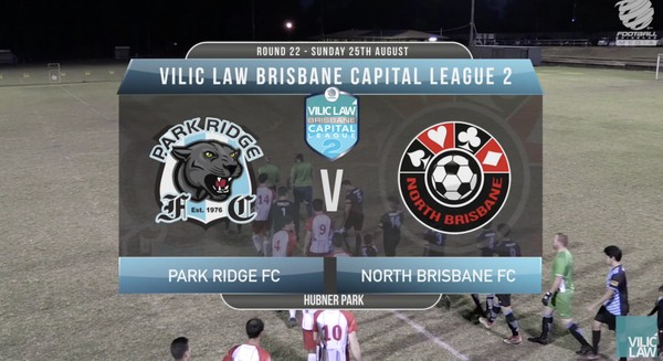 Vilic Law CL2 RD22 Park Ridge v North Brisbane FC