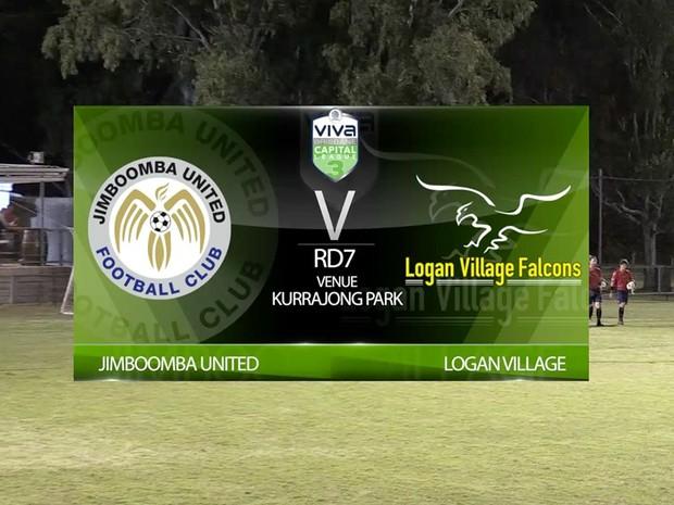 Viva Capital League 3 RD7 Jimbomba Utd v Logan Village