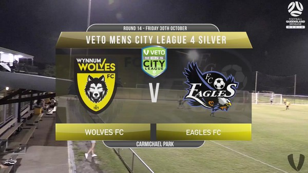 MCL 4 SILVER RD14 Wolves v Eagles FC