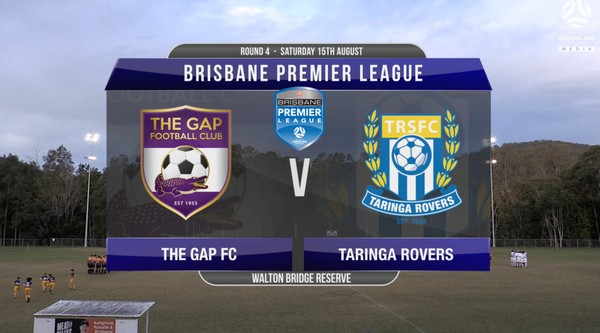 BPL RD4 The Gap FC v Taringa Rovers