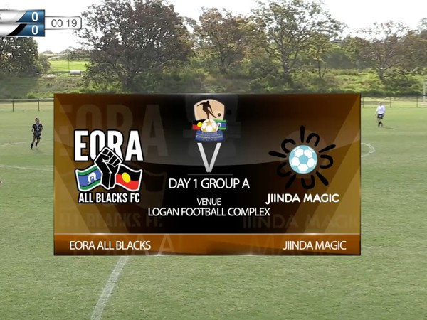 AIFC Women's Group A Eora All Blacks v Jiinda Magic