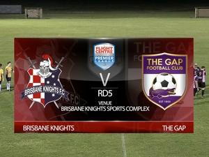 FCBPL RD5 Brisbane Knights v The Gap