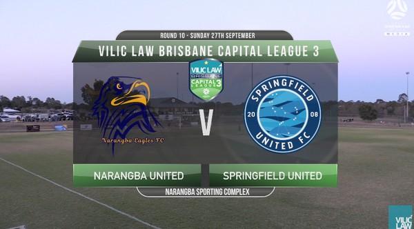 VLCL3 RD10 Narangba United v Springfield