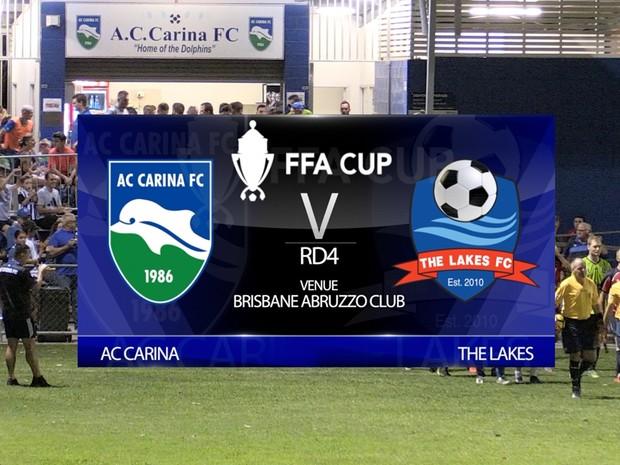 FFA Cup RD4 AC Carina v The Lakes FG