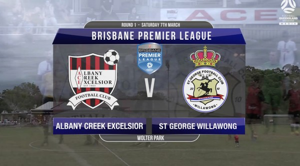 BPL RD1 Albany Creek Excelsior v St George Willawong