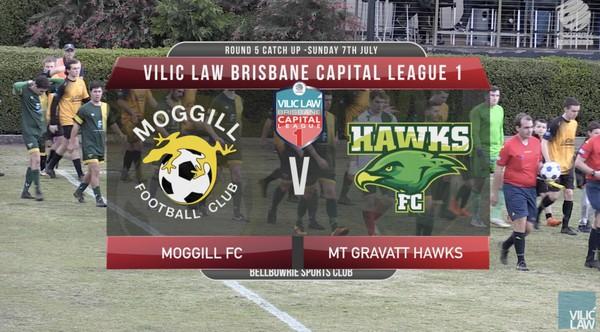 Vilic Law CL1 RD5cu Moggill FC v Mt Gravatt Hawks