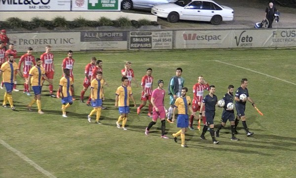 FFA Cup RD5 Olympic FC v Centenary Stormers FG