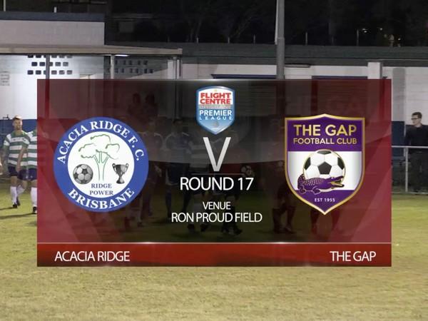 FCBPL RD17 Acacia Ridge v The Gap