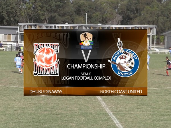 AIFC Championship Dhubu Dinawans v North Coast
