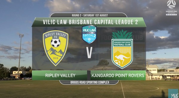 VLCL2 RD2 Ripley Valley v Kangaroo Point Rovers
