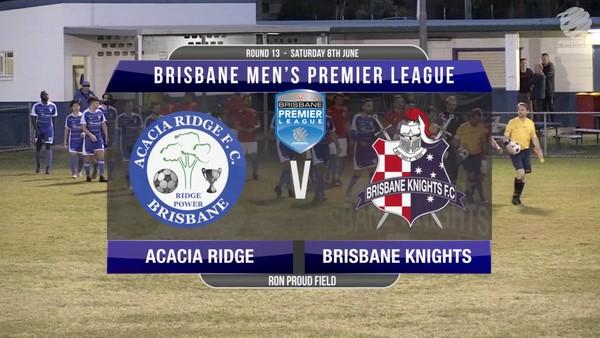 BPL RD13 Acacia RIdge v Brisbane Knights