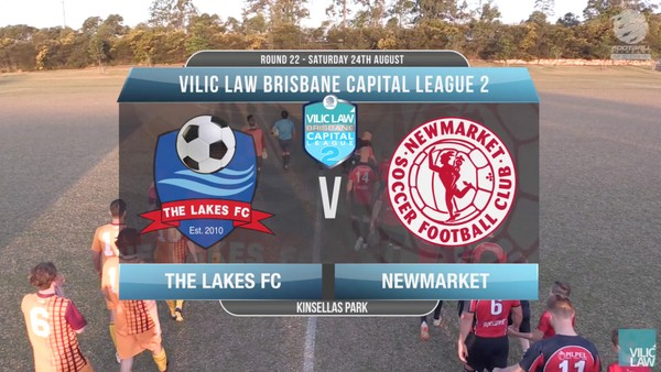 Vilic Law CL2 RD22 The Lakes FC v Newmarket