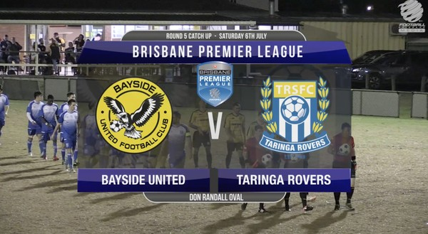 BPL RD5cu Bayside United v Taringa Rovers