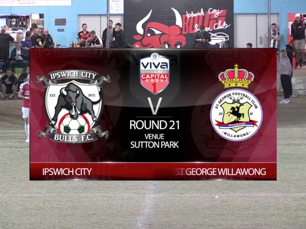 Viva Capital League 1 RD21 Ipswich City v St George Willawong