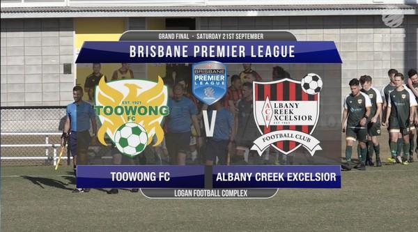 BPL GF Toowong FC v Albany Creek Excelsior