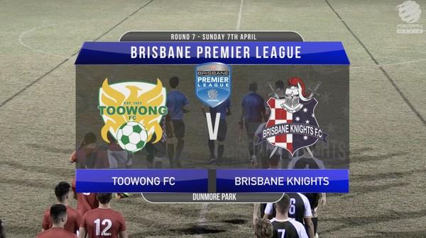 BPL RD7 Toowong v Brisbane Knights