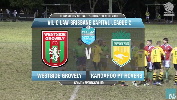 Vilic Law CL2 ESF Westside Grovely v Kangaroo Pt Rovers