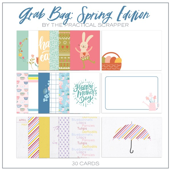 Grab Bag: Spring Edition