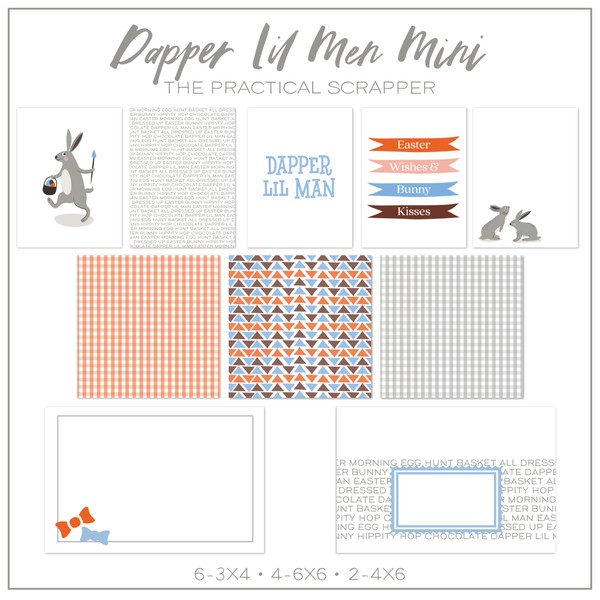 Dapper Lil Men Mini