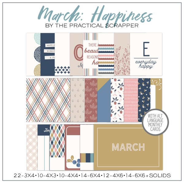 March: Happiness