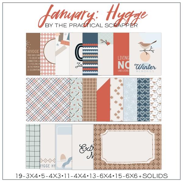 January: Hygge