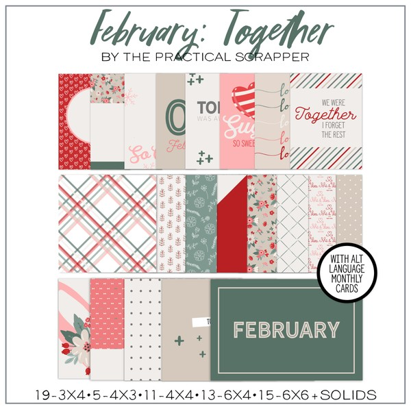 February: Together