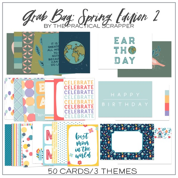 Grab Bag: Spring Edition 2