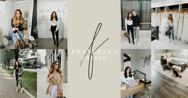 The Franceska Preset