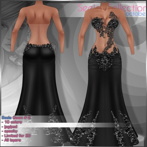 2014 Seela Gown # 2