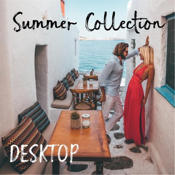 Summer Collection - Desktop version