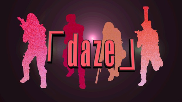 「DAZE」Intro - Project File