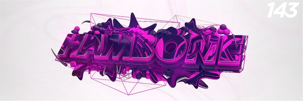 Twitter Template C4D and PSD