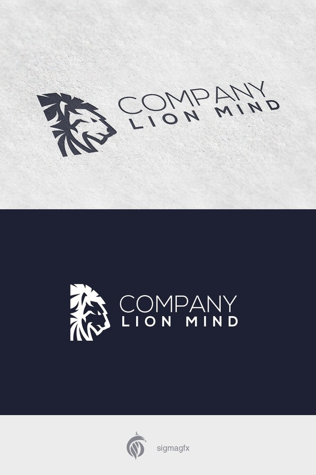 Lion Mind logo