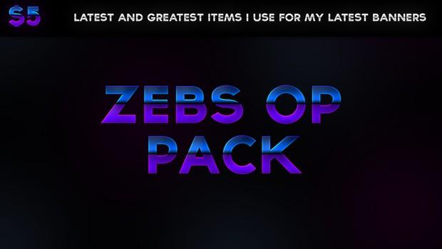 Zebs OP pack