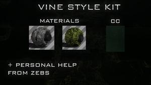 Vine Style Setup