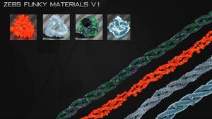 Zebs Funky Materials V1