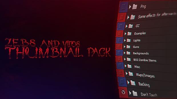 Vito and Zebs Thumbnail Pack V1