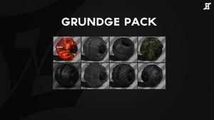 ZeBS Grundge Material Pack