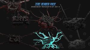 Zebs best render's of 2014