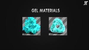 Gel materials