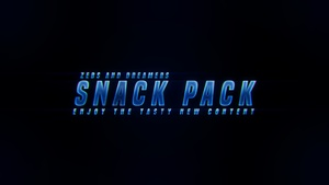 Zebs and Dreamers SNACK pack (Biggest on the store)