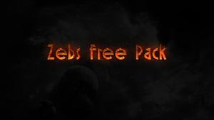 Zebs FREE pack V1