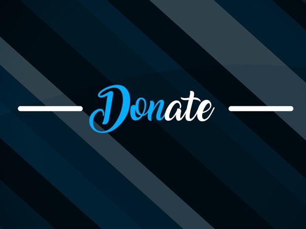 Donate / Doação